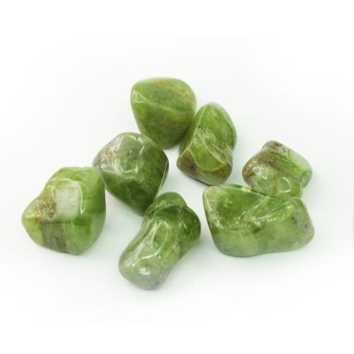 Peridot Tumbled Stone 1