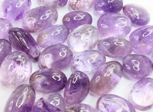 Amethyst Tumbled Stones 1