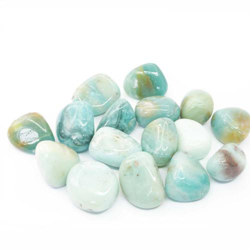 Amazonite Tumbled Stones 4