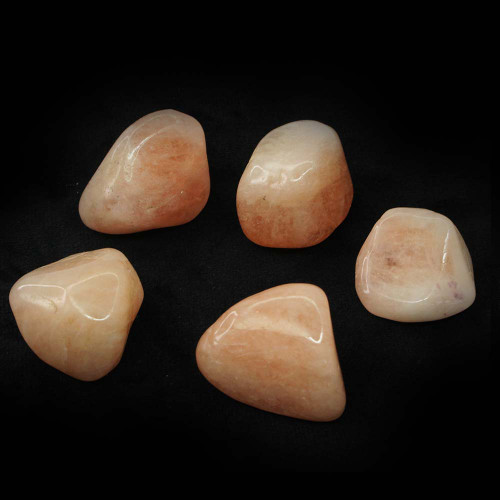 Morganite Tumbled Stone 2