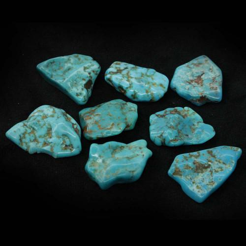 Turquoise USA Tumbled Stone 1