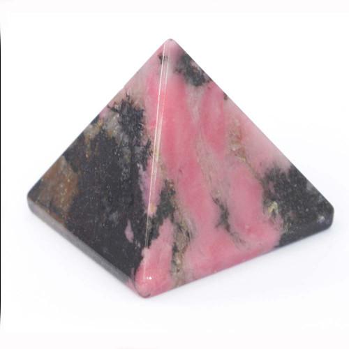 Rhodonite Pyramid 1