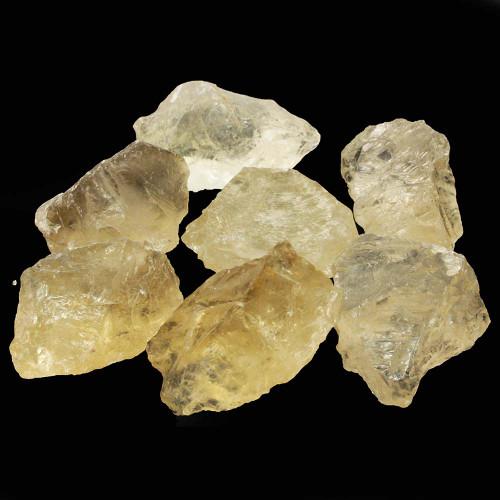 Citrine Natural Rough Stones 3