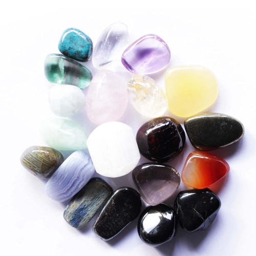 Kylie's Top 20 Must Have Crystals | Crystal Radiance eCourse