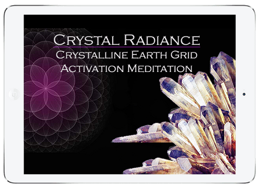 Crystalline Earth Grid Activation Meditation