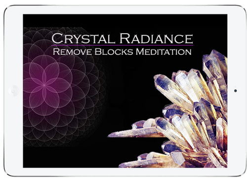 Blockage Removal Crystal Meditation