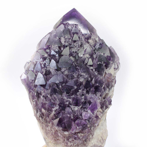 Amethyst Elestial Natural Point