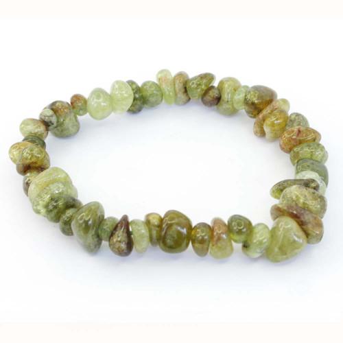Tsavorite Green Garnet Bracelet 1