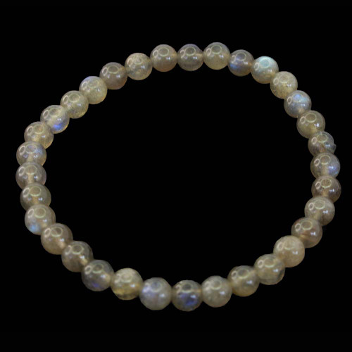 Labradorite Round Bracelet 13