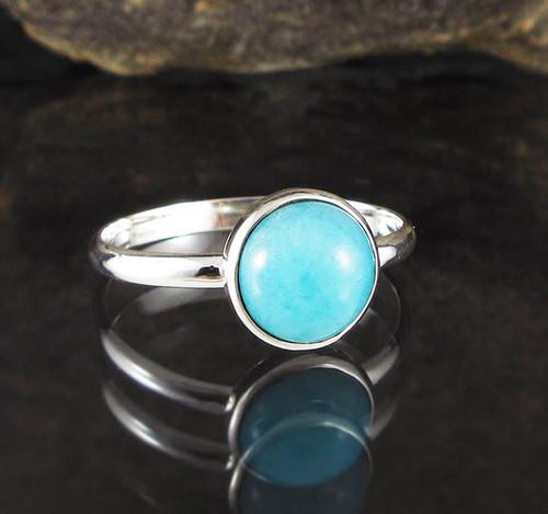 Amazonite Ring 7