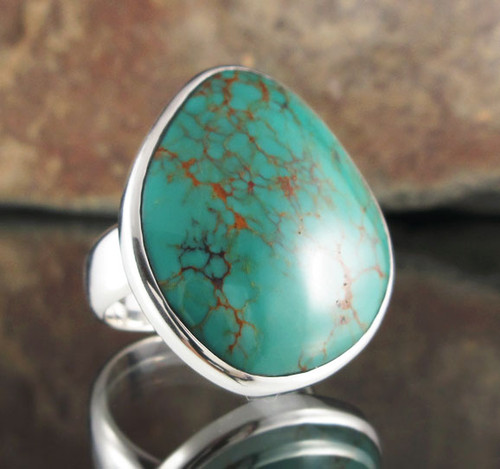 Arizona Turquoise Ring 41