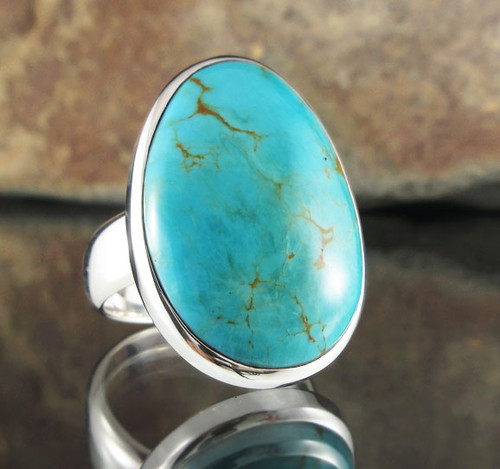 Arizona Turquoise Ring 43