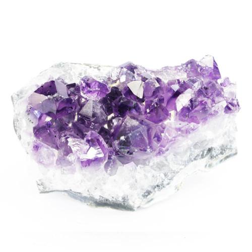Amethyst Crystal Cluster 45