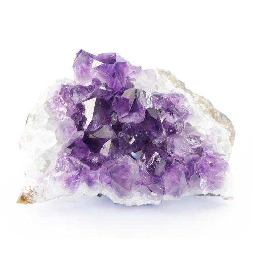 Amethyst Crystal Cluster 48