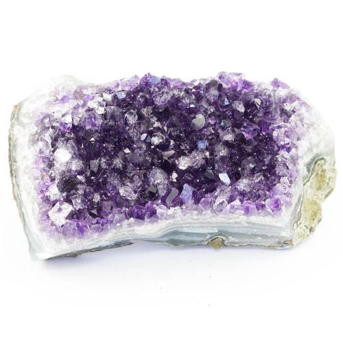 Amethyst Crystal Cluster 50