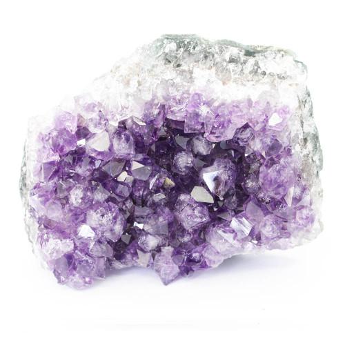 Amethyst Crystal Cluster 55