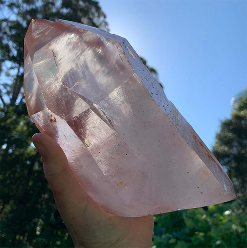 Large Red Lemurian DT with Stand 37
