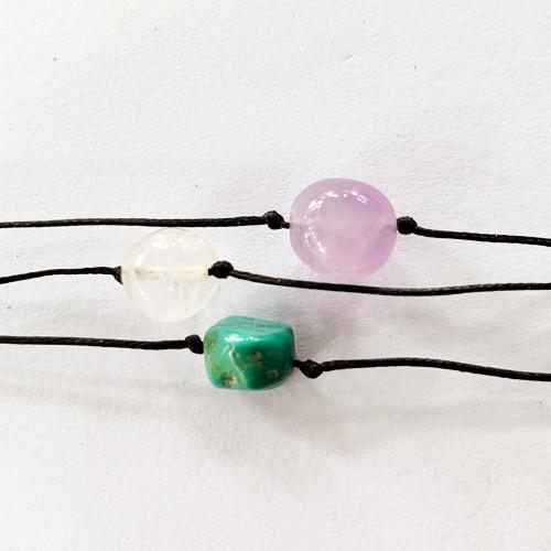 Wish Bracelets Turquoise Amethyst Rose Quartz FREE SHIPPING