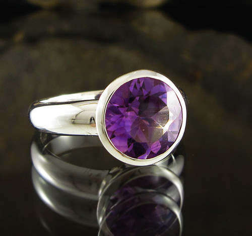Amethyst Ring 26