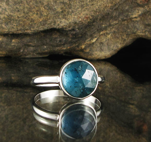 Ocean Kyanite Ring 23