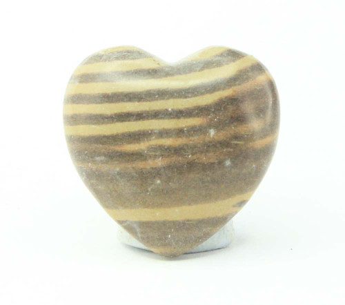 Zebra Stone Heart 3