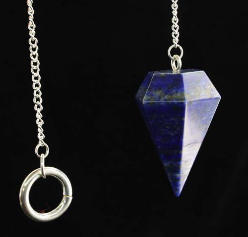 Lapis Lazuli Pendulum 1