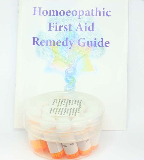 Homoeopathic First Aid Kit