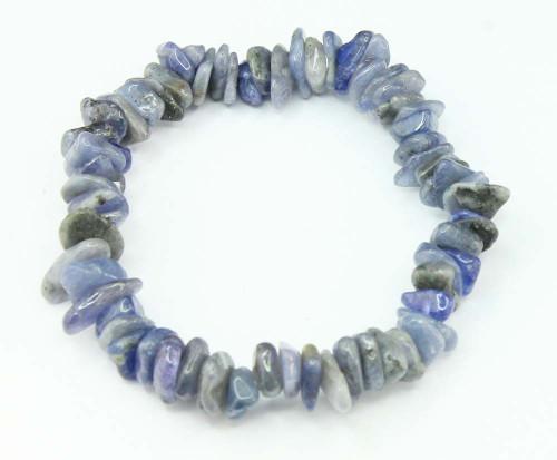 Tanzanite Chip Bracelet 2