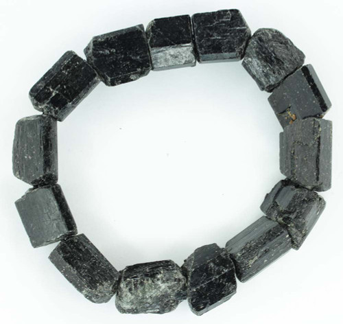 Black Tourmaline Bracelet Natural 35