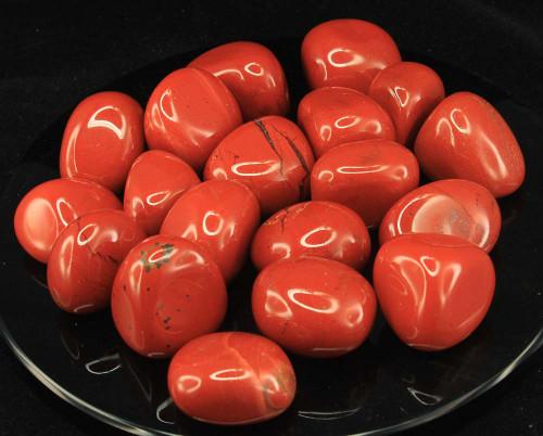 Red Jasper Tumbled Stones 2