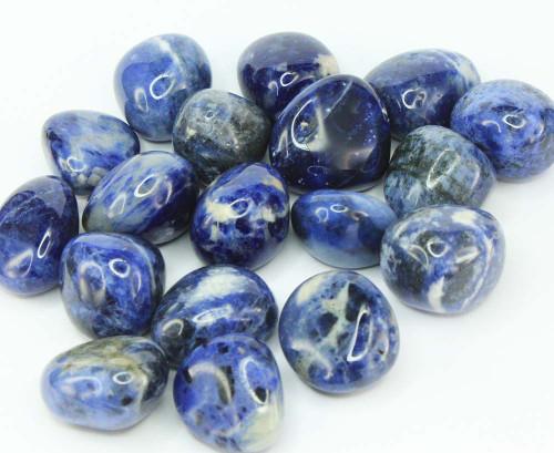 Sodalite Tumbled Stone 2