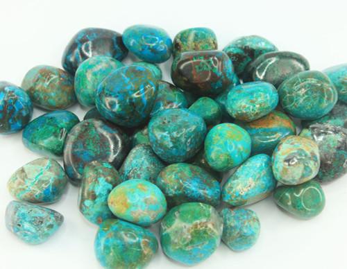 Chrysocolla Tumbled Stones 3