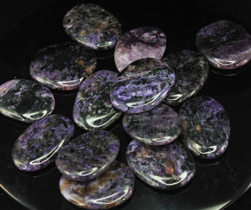 Charoite Flat Stone Small