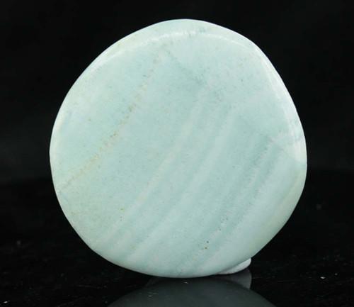 Hemimorphite Flat Stone 1