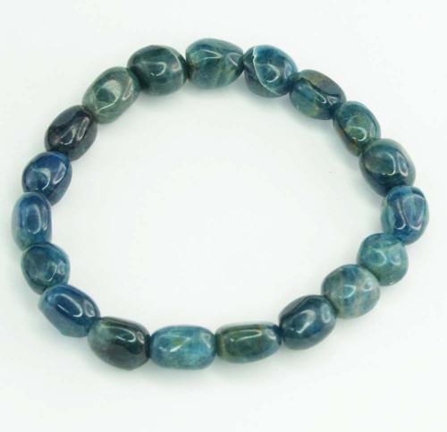 Apatite Pebble Bracelet 3