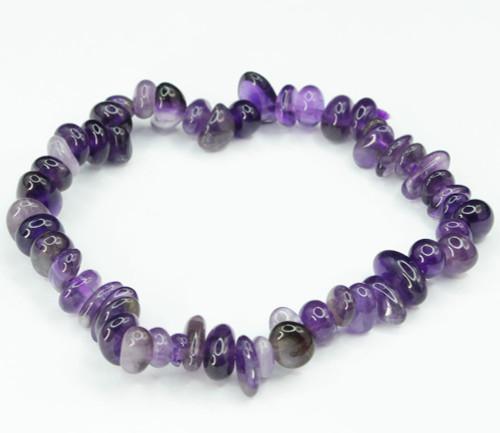Amethyst Bracelet 19