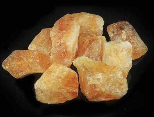 Citrine Rough Stones 1