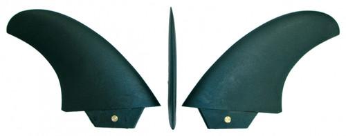10.5cm Fin-Loc Set: 3x thruster