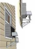 Window Pellet Heater SP8000