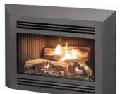 Mirage Gas Fireplace