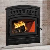 FP10 Lafayette Wood Fireplace