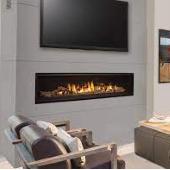 C60 Linear Gas Fireplace
