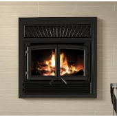 Solution 2.5-ZC Wood Fireplace