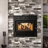FP6 Montcalm Wood Fireplace