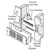 Heat Wave Duct Kit