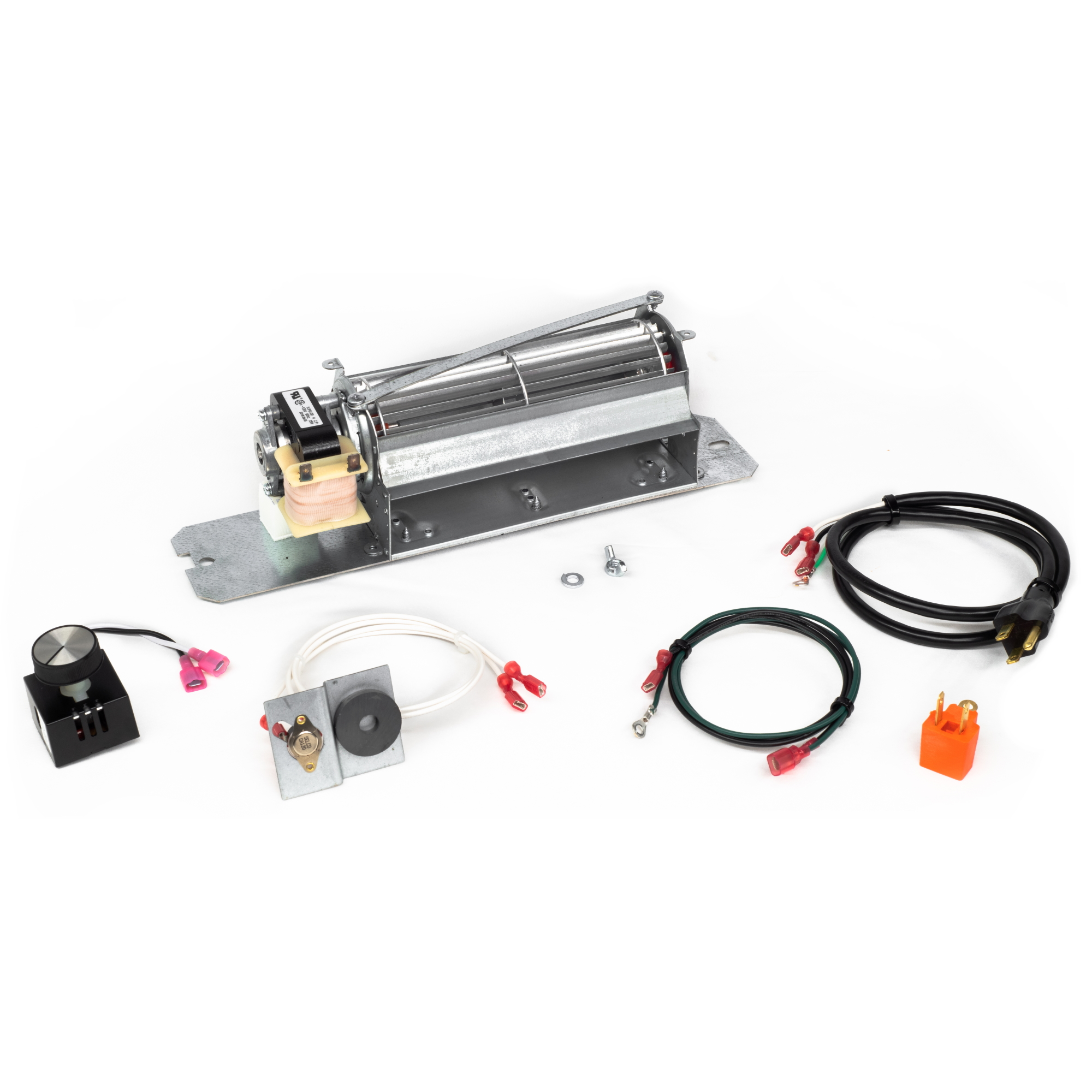 GZ550-1KT Blower Fan Kit for Continental & Napoleon Fireplaces