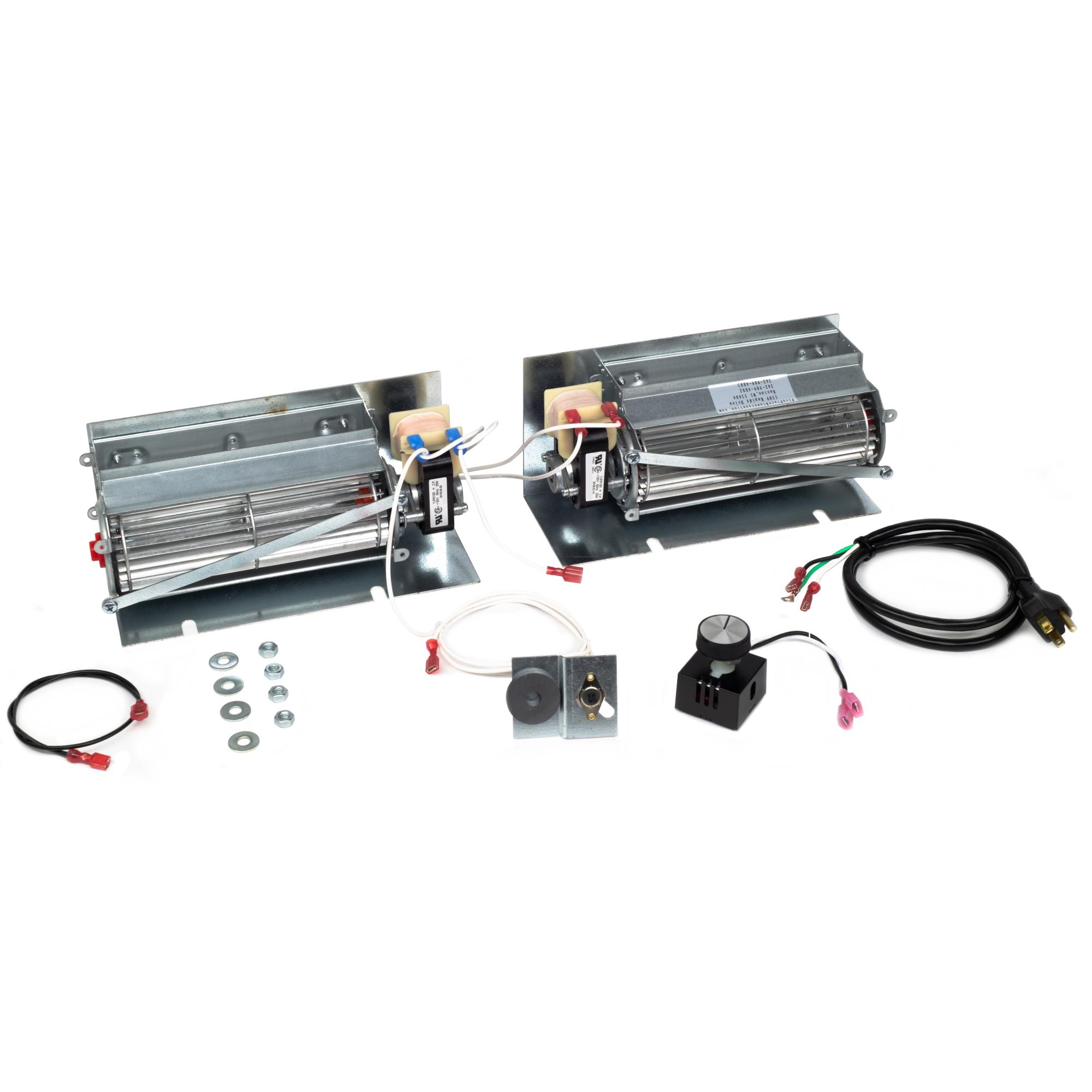 600-1 Fireplace Blower Kit for Kozy Heat Fireplaces