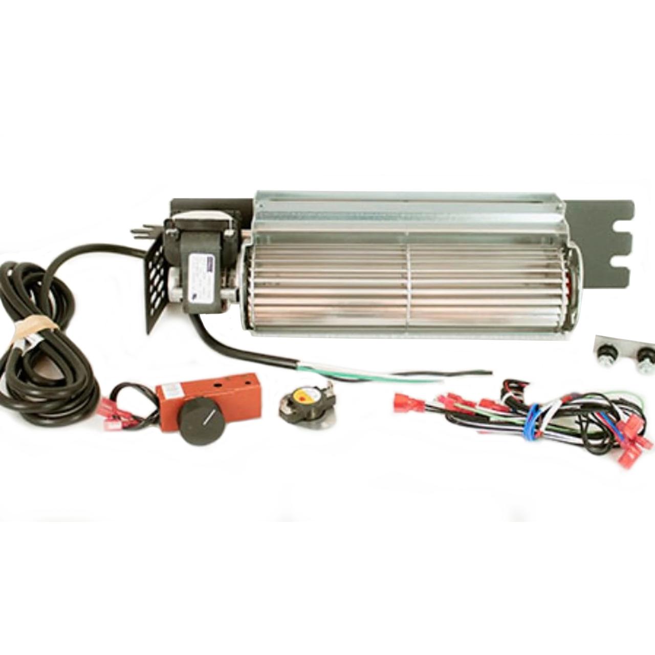 99000153 Avalon, Lopi, Travis, Freestanding Gas Stove Blower Kit