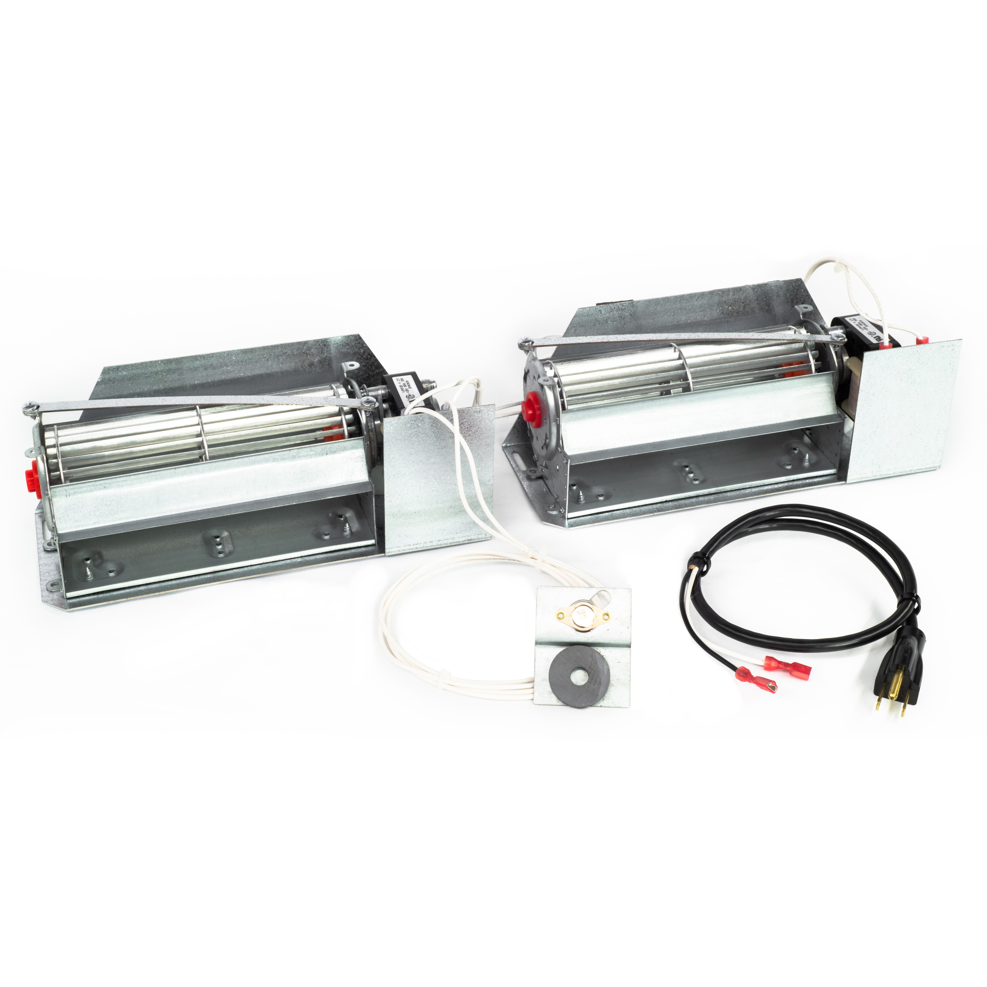 UZY5 Fireplace Blower Kit for BIS, Lennox, Security and Superior Wood Fireplaces