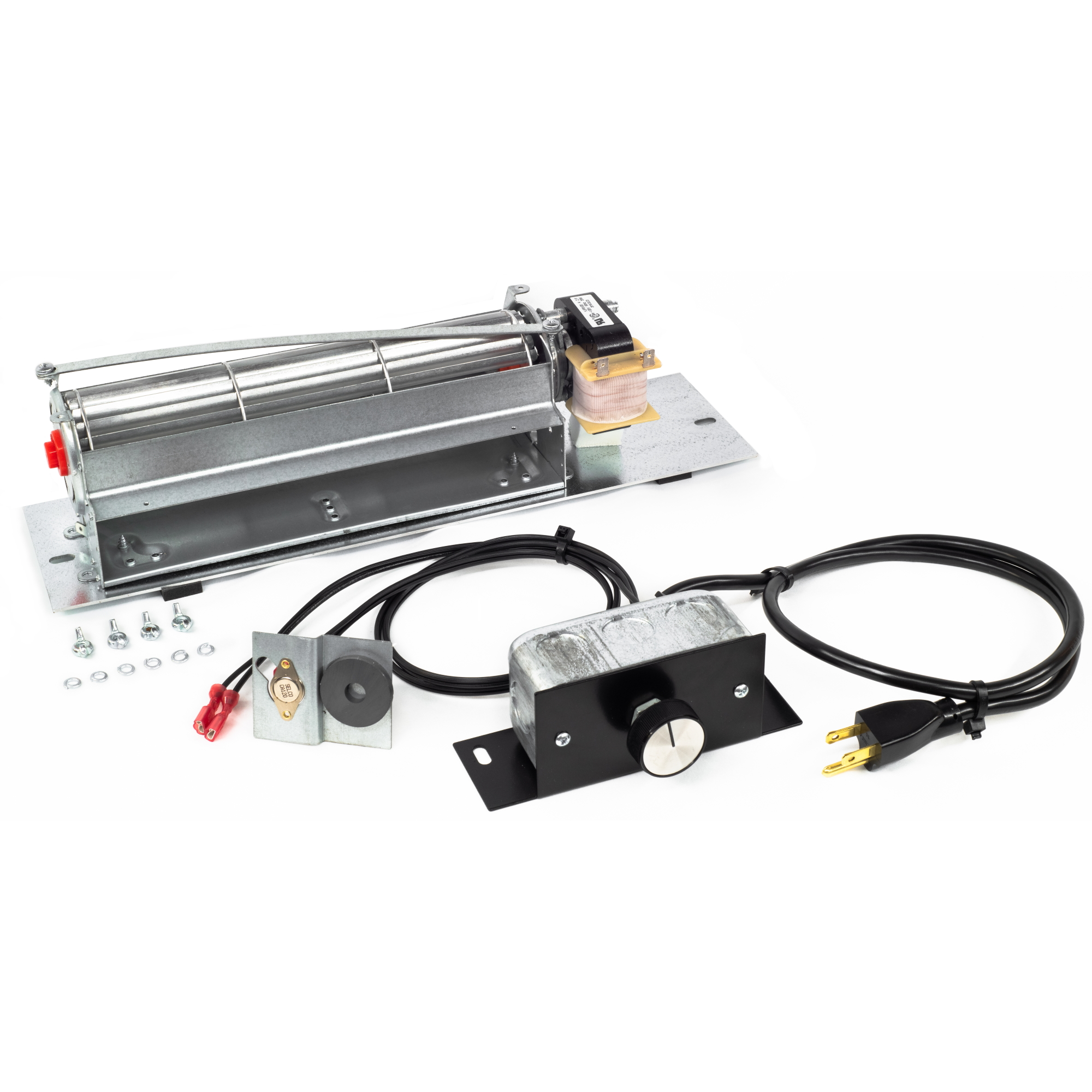 FK24 Fireplace Blower Kit for Majestic, Northern Flame & Vermont Castings Fireplaces